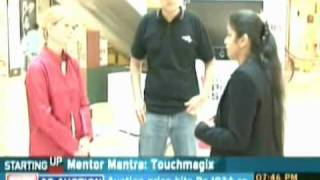 ET Now - Starting Up Feature -- TouchMagix Interactive Floor