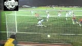 Chile 4 vs Peru 0 Eliminatorias 1998 Chile al Mundial Francia 98 FUTBOL RETRO TV