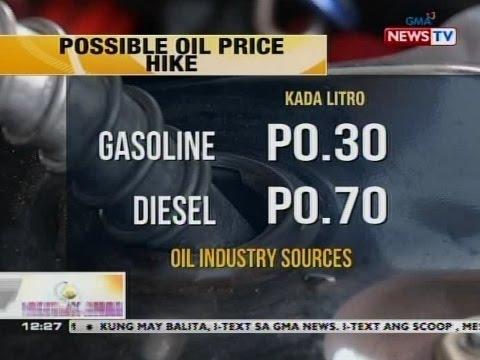 BT: Oil price hike