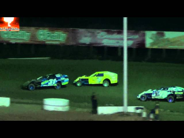 The IMCA Modified Feature Main From Sept 29th 2012
