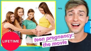 A LIFETIME MOVIE WHERE EVERY TEEN GETS PREGNANT