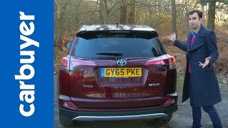 Toyota RAV4 SUV 2016 review - Carbuyer