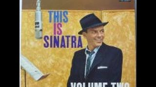 Watch Frank Sinatra Youre Cheatin Yourself video