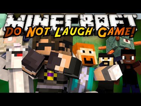 Minecraft Mini-Game : DO NOT LAUGH 15!