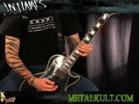 IN FLAMES Lesson Gyroscope Opener