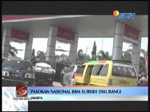 pertamina bantah bbm subsidi langka