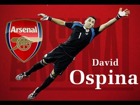 David Ospina ✪ Goalkeeper Skills Saves ✪ Colombia Star World Cup 2014 ✪ Arsenal FC