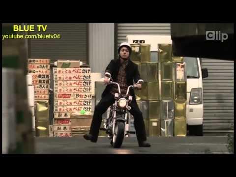 Đau ruột với thanh niên cứng đi xe máy :))