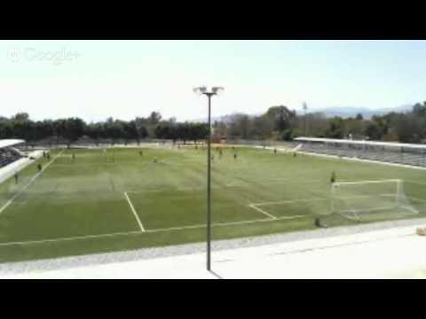 Futbol Soccer UT valles VS UT Puebla