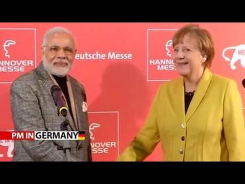 PM Narendra Modi, German Chanceller Angela Merkel issue joint statement