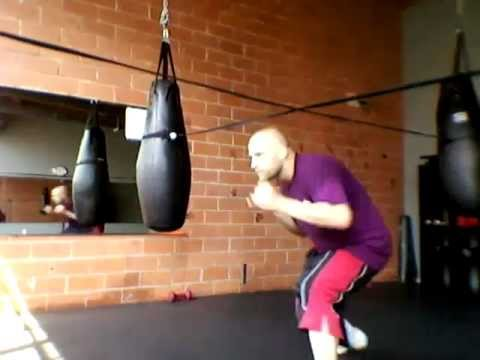 Boxing - Four Way Ducking Drill - Бокс - Boxeo - 복싱 Image 1