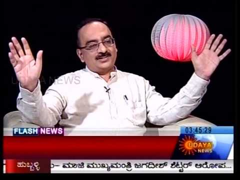 Udaya news programme interview with architect Vivek Halbe interviewed by Jayasree Sekhar