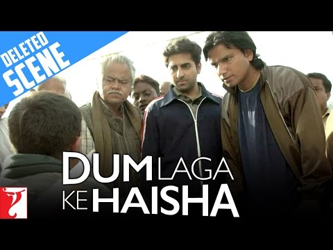 Deleted Scene 5 - Dum Laga Ke Haisha