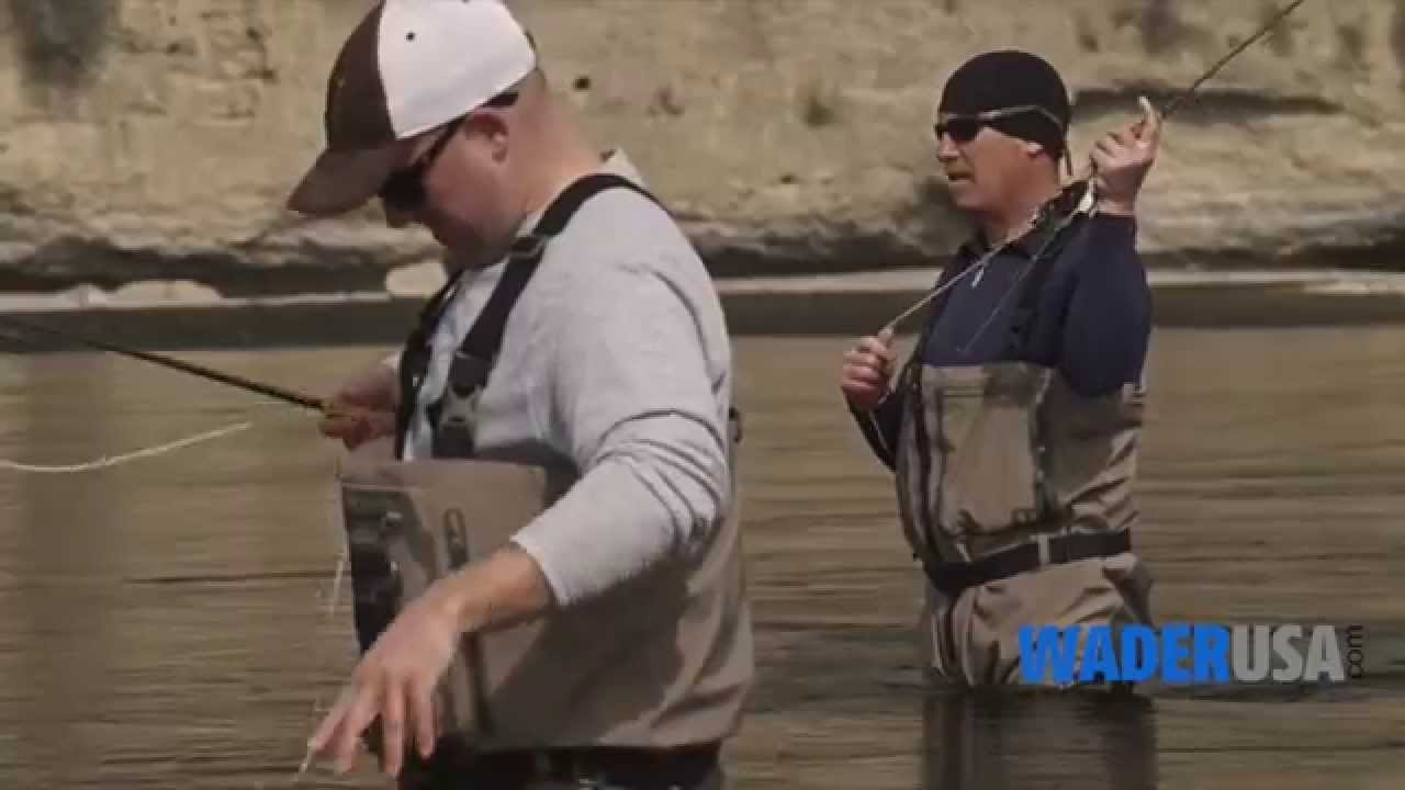 Hodgman aesis chest waders manufacturer review youtube for Surf fishing nj license