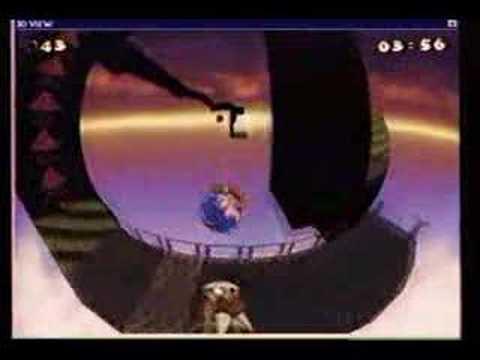 Sonic X-Treme - Death Egg