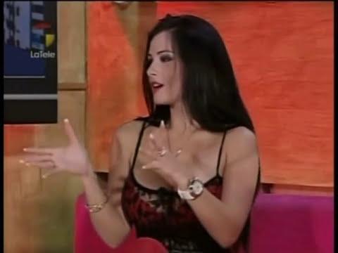 Diosa Canales recuerda cuando le metieron mano