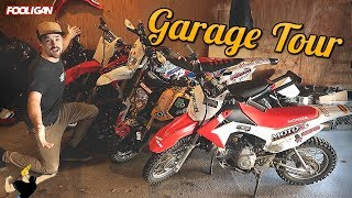 Showing Off My Motorcycles!!