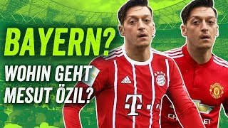 Download ManU, Barca, Bayern ? Wo geht Mesut Özil hin? 3Gp Mp4