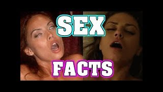 Top 10 STRANGE Facts About SEX