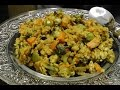 Masala Oats - Healthy Recipe