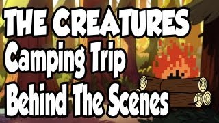 Creature Camping - Behind the Scenes