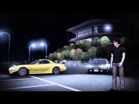 Initial D Arcade Stage 8 Infinity (opening)