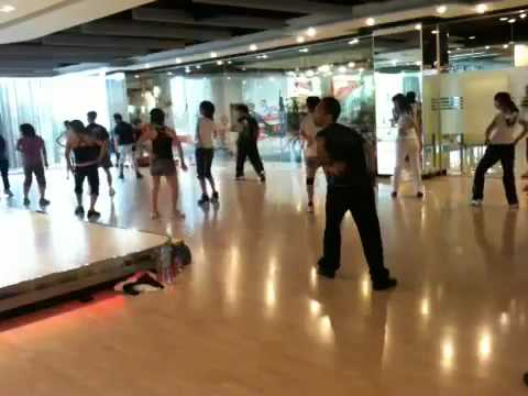 Get sexy - Sugababes - Dance Rhythm - California Fitness Ek