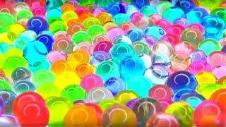 Water Marbles Polymer Balls Grow 200x