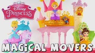 Disney Princess Magical Movers Toys | Cinderella, Belle, Aurora | DCTC Amy Jo