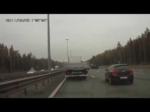 Реакция спасет водителя…