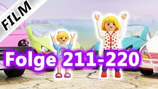 Playmobil Film Deutsch | Folge 211-220 | Kinderserie Familie Vogel | Compilation