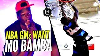 Mo Bamba Has Something NO NBA PLAYER Has & All NBA GMs Want! OFFICIAL Mixtape