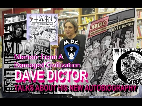 MDC Memoir: Dave Dictor discovers punk at Raul's ATX