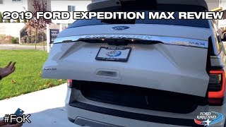 2019 Ford Expedition Max Review | Ford of Kirkland