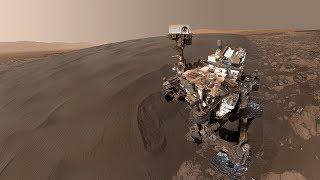 Five Years of Curiosity on Mars (public talk)