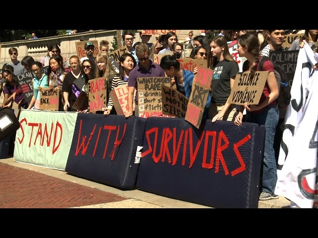 """""""The Hunting Ground"""": Film Exposes How Colleges Cover Up Sexual Assault and Fail to Protect Students"""