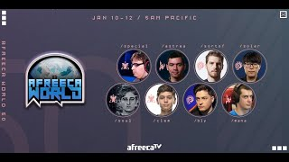 Starcraft 2 - souL vs MaNa - TvP - FINALS (BO9) - Afreeca World Invitational #50