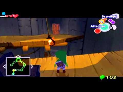 Let's remember - Zelda - Wind Waker - 3 : à l'assaut de la Forteresse Maudite