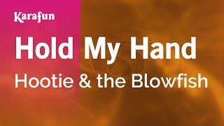 Karaoke Hold My Hand Hootie And The Blowfish