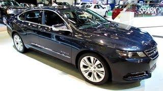 2014 Chevrolet Impala LTZ - Exterior and Interior Walkaround - 2013 Montreal Auto Show