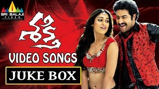 Shakti - Shakti Movie Full Video Songs Back to Back || Jr.NTR, Ileana (1080p)