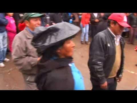LLEGADA DE BANDAS 18 DE ENERO 2014 HUANCAVELICA PARTE 02