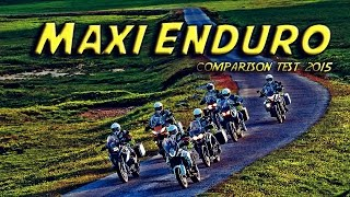 Maxi Enduro 2015 Comparison Test - sub eng
