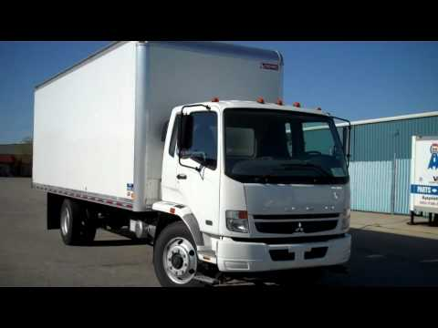 Mitsubishi Fuso FK Walk Around