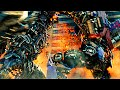 Transformers dark of the moon Optimus prime vs Shockwave (1080pHD VO) MP3