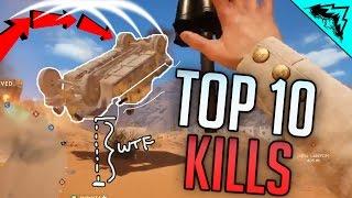 MOTORBIKE SUPERPOWER - Battlefield 1 Top 10 INCREDIBLE Kills & Plays of the Week - WBCW 181