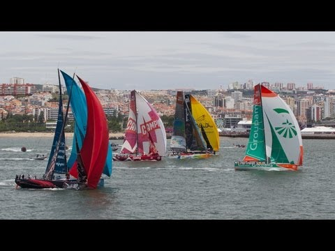 Oeiras In-Port Race Highlights