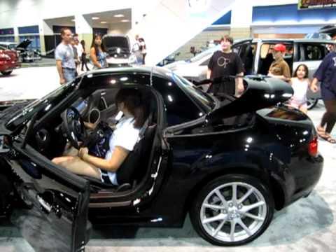 Mazda Miata Hardtop. 2010 Mazda Miata Hard Top
