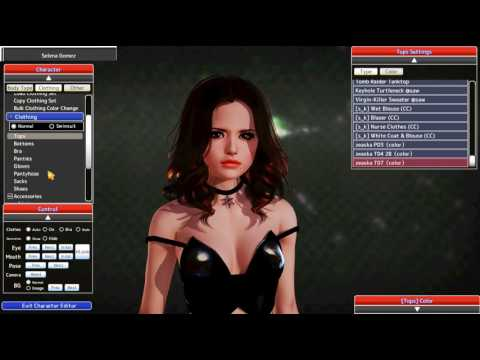 Selena Gomez - Honey Select Card (Character Mod) - Youtube On Repeat