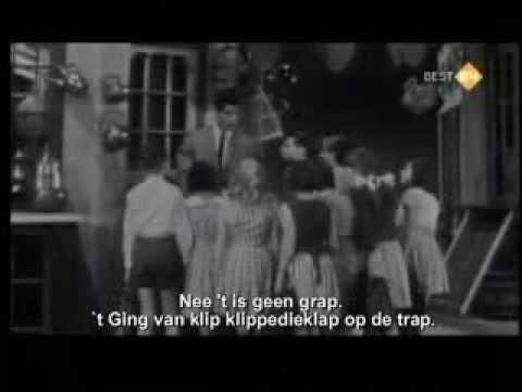 Rudi Carrell en de Damrakkertjes - Een muis in een molen in mooi Amsterdam